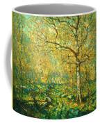 Spring Woods Coffee Mug
