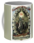 Springfield Bicycle Club 1886 Coffee Mug