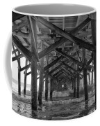 Springmaid Pier In Myrtle Beach South Carolina Coffee Mug