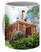 Springtime At Folsom Tavern Coffee Mug by Wayne Marshall Chase