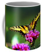 Springtime Butterfly Coffee Mug