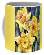 Springtime Daffodils Coffee Mug