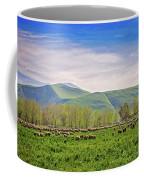 Springtime Grazing Coffee Mug