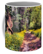 Springtime In Astroni National Park In Italy Coffee Mug