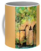 Springtime In Charleston's French Quarter Coffee Mug