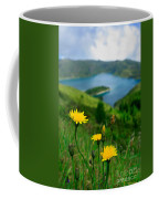 Springtime In Fogo Crater Coffee Mug
