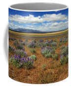 Springtime In Honey Lake Valley Coffee Mug