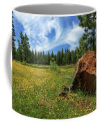 Springtime In Lassen County Coffee Mug