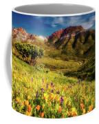 Springtime In The Desert Southwest Coffee Mug