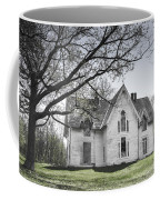 Springtime Ledge Homestead-bicolor Coffee Mug