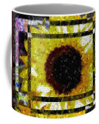 Springtime Mosaic Coffee Mug