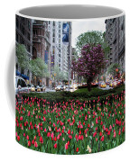 Springtime On Park Avenue Coffee Mug