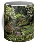 Springtime Walkway Coffee Mug