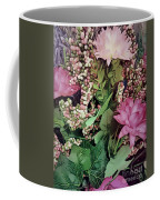 Springtime With Flowers Coffee Mug