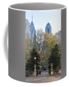Sprintime At Rittenhouse Square Coffee Mug