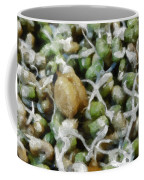 Sprouts And Other Healthy Food Coffee Mug
