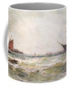Squally Weather, Portsmouth Coffee Mug