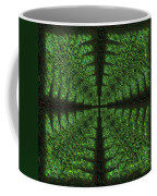 Square Crop Circles Four Coffee Mug