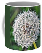 Square Dandelion 2 Coffee Mug