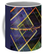 Square Fractals Coffee Mug