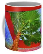 Square Palm Coffee Mug