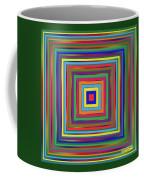 Square Shadings Coffee Mug