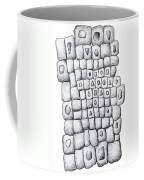 Square Wall Coffee Mug