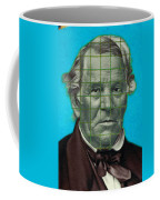 Squared Senator Detail Coffee Mug