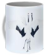 Squaring Off Coffee Mug