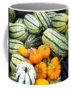 Squash Harvest Coffee Mug