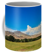 Squaw Butte And Little Butte Coffee Mug