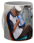 Squeeze Box Coffee Mug