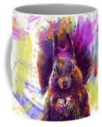 Squirrel Animals Possierlich Nager  Coffee Mug