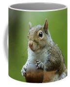Squirrel Portrait Coffee Mug