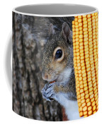 Squirrel Portrait Coffee Mug