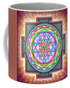 Sri Yantra - Artwork 7.3 Coffee Mug