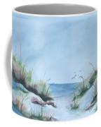 Ssi Beach Coffee Mug