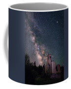 St. Aloysius Church Ruin Under The Stars Coffee Mug