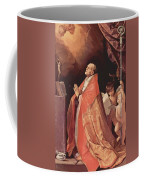 St Andrew Corsini In Prayer 1635 Coffee Mug