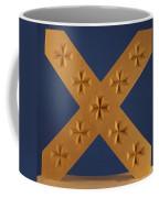 St. Andrew's Cross Coffee Mug