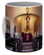 St. Ann's Church Of Tubac Arizona Coffee Mug