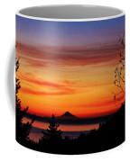 St Augustine At Sunset Coffee Mug