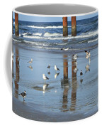 St. Augustine Beach Coffee Mug