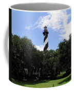 St. Augustine Light In Florida Coffee Mug