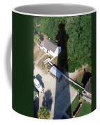 St. Augustine Lighthouse Shadow Coffee Mug