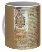 St. Bede, Manuscript Coffee Mug