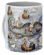 St. Brendan: Mass Coffee Mug
