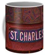 St Charles Line Coffee Mug