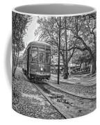 St. Charles Streetcar Monochrome Coffee Mug