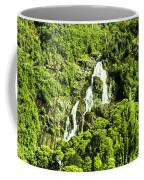 St Columba Falls Tasmania Coffee Mug